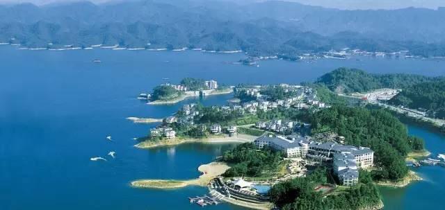 杭州淳安千岛湖风景区
